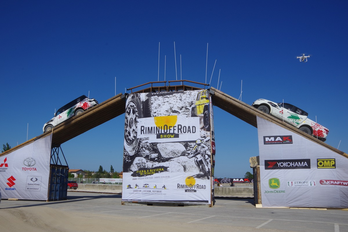Rimini Off Road Show 2017