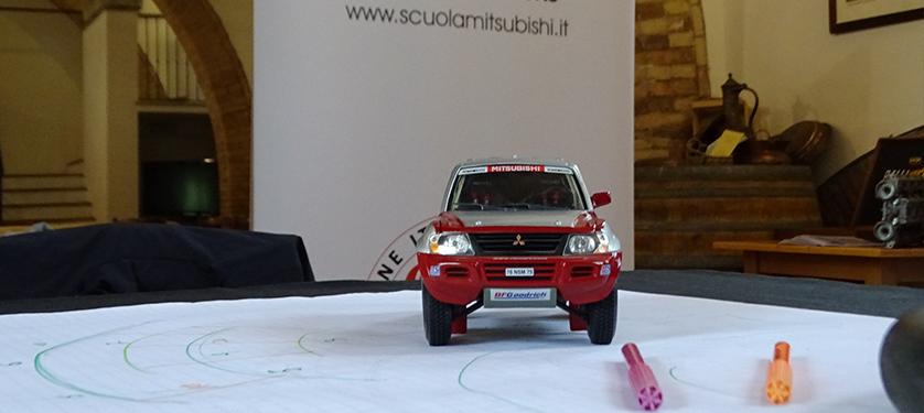 Nel mese di dicembre una fantastica occasione riservata ai soci Mitsubishi Club: un corso avanzato di guida off-road presso la Tenuta Villetta di Monterufoli
