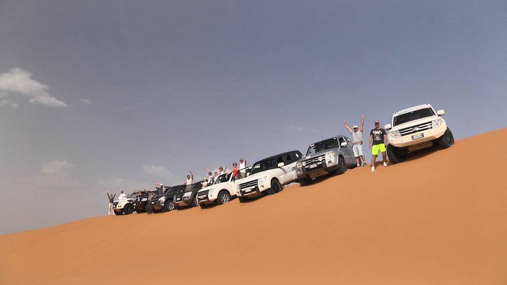 Raduno in Marocco: un'esperienza indimenticabile in offroad tra dune, città imperiali e magica atmosfera