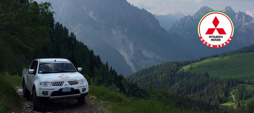 Scuola Pilotaggio e Mitusbishi Club Italy organizzano il Raduno in Friuli !